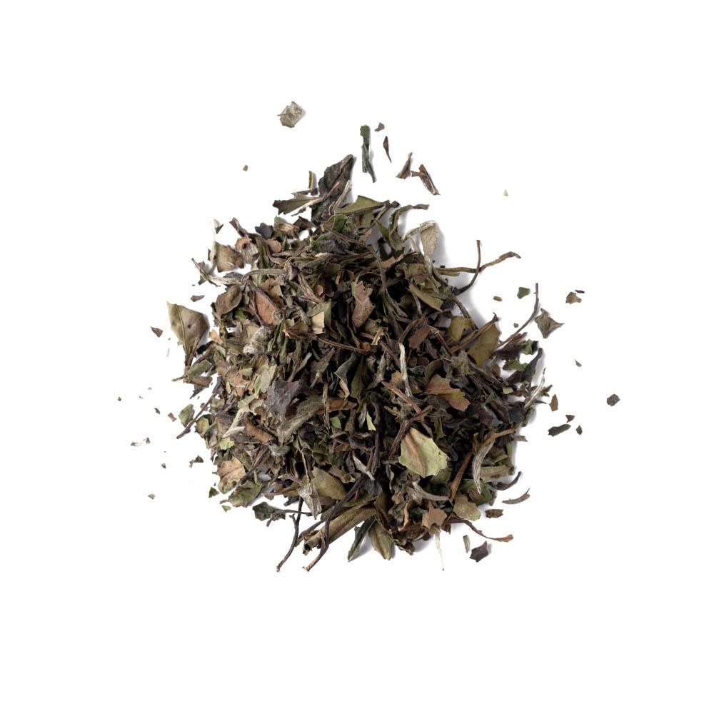 Pai mu tan fehér tea ár 3